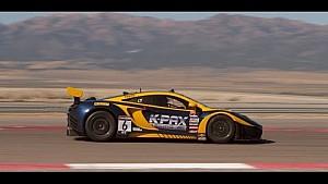 K-PAX Racing McLaren at Miller GP - 2014
