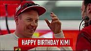 Happy Birthday Kimi!