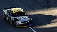 Dale Earnhardt Jr. wrecks in first GWC attempt