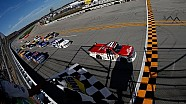 Peters powers through to take the checkers