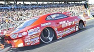 Erica Enders-Stevens No. 1 with Track Record | NHRA Vegas