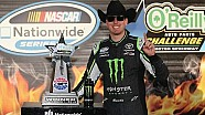 Busch, JGR back on top in Victory Lane