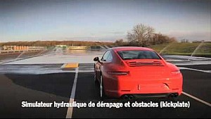 Porsche Experience Center - Le Mans