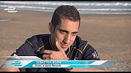 Punta del Este ePrix Sebastien Buemi interview