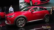 2015 Mazda CX-3 LA Auto Show - Fast Lane Daily