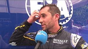 Buenos Aires ePrix Nico Prost post-race interview