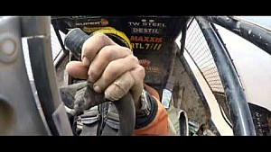 Stage 11 - Inside Dakar 2015 - T. Coronel - Car