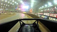 2015 Chili Bowl Tuesday A-Main onboard 15h Sam Hafertepe Jr