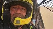 Dakar 2015 highlights stage 7 and 8 Tom Coronel Crash