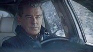 "Kia Sorento Official XLIX Ad with Pierce Brosnan (Extended)  | ""The Perfect Getaway"""