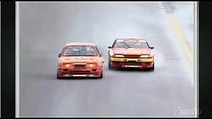 1992 Bathurst 1000 - Nissan GTR vs Ford Sierra