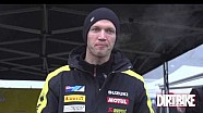 Kevin Strijbos Interview at Hawkstone International Motocross 2015