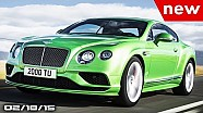 Bentley Continental GT Facelift, Lexus LF-SA, Aston Martin Vulcan - Fast Lane Daily