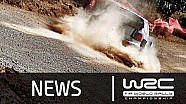 WRC Rally Guanajuato México 2015: Stages 19-21