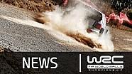 WRC Rally Guanajuato México 2015: etapas 19-21
