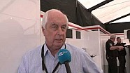 Miami ePrix - Roger Penske interview