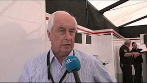 Miami ePrix - Roger Penske interview