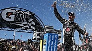 Victory Lane a familiar spot for Harvick