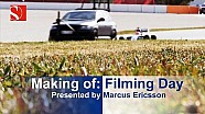 Making of: Día de filmación en la pista - Sauber F1 Team