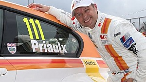 A bordo con Andy Priaulx en la pole de Brands Hatch