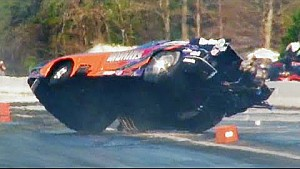 Espectacular Drag Racing se salva - Bruce Mullins