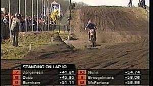 #TBT De 2003 MXGP en Valkenswaard para el fin de semana