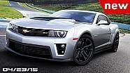 New Camaro Details, MX-5 Miata Price, Google Almost Owned Tesla - Fast Lane Daily