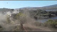 Accidente en Rally Argentina