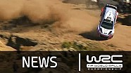 WRC - Rally Argentina 2015: Stages 11-12