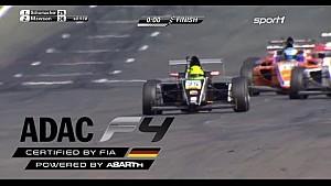 Mick Schumacher remporte sa première course
