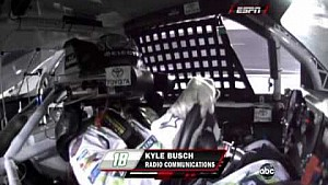 2010 IRWIN Tools Night Race - Kyle Busch Wins (And Makes History)