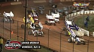Aspectos destacados: World of Outlaws Sprint Cars Lincoln Speedway 13 de mayo 2015