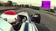 Onboard di Jarno Trulli al Motor Show