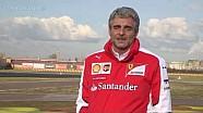 Presentazione Ferrari SF15-T: intervista a Maurizio Arrivabene