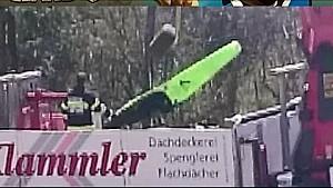 Otakar Kramsky fatal crash - Rechberg 2015