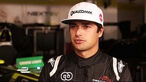Berlín es la pista de pilotos, Piquet