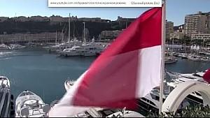 Hamilton narra volta em Mônaco