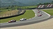 Ferrari Challenge Europe Coppa Shell - Mugello 2015: Carrera 2