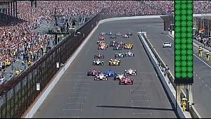 Indy 500 2015 - Melhores momentos