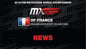 2015 MXGP of France - Highlights