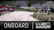 WRC - Vodafone Rallye de Portugal 2015: Latvala a bordo SS16
