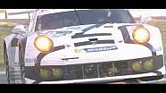 24 Heures du Mans - Patrick Pilet présente la montée du Dunlop