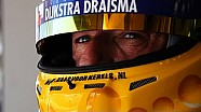 What is the problem? Coronel qualifying Moscow WTCC 2015