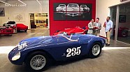 Ferrari 500 Mondial restored by Ferrari Classiche Department