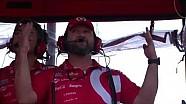 Larson gambles, Kurt Busch declared winner