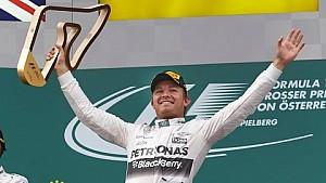 Blog de Nico Rosberg sobre el Gran Premio austríaco