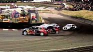 Day 1 Highlights:Germany RX - FIA World Rallycross Championship