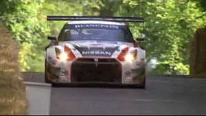 GT-R GT3 Goodwood FoS hill climb