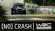 Rally Poland 2015: CRASH Latvala SS19