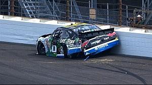 Koch and Starr crash hard